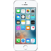 iPhone SE 64GB Zilver Refurbished (Topklasse)