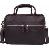 Cowboysbag Bag Cromer 15,6'' Brown