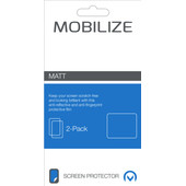 Mobilize Matt 2-pack Screen Protector Kobo Aura H2O