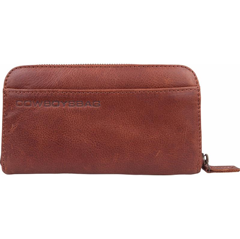 Cowboysbag The Purse Portemonnee 1304 Cognac