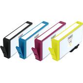 Huismerk 364XL 4-Kleuren Pack voor HP printers (N9J74AE)