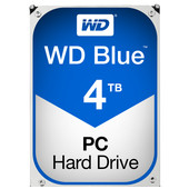 WD Blue SSHD 4 TB
