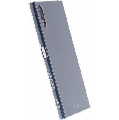 Krusell Bovik Sony Xperia XZs Back Cover Transparant