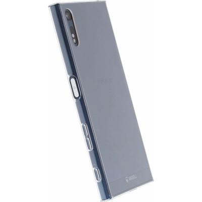 Krusell Bovik Sony Xperia XA1 Ultra Back Cover Transparant