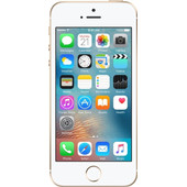 iPhone SE 16GB Goud Refurbished (Topklasse)