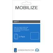 Mobilize Matt 2-pack Screen Protector Kobo Aura