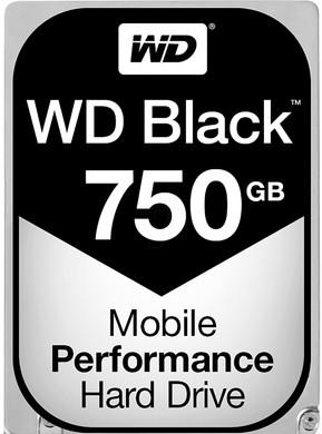 WD Black WD7500BPKX 750 GB