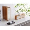 product in gebruik Lexon Titanium Bamboe