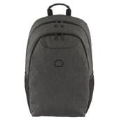 """Delsey Esplanade 2-CPT Backpack 15,6"""" Black"""
