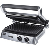 Princess Contactgrill met 2 thermostaten