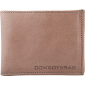 Cowboysbag Wallet Comet Elephant Grey