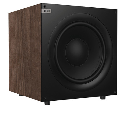 KEF Q400b Walnoot
