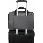 "Samsonite Qibyte Schoudertas 14,1"" Antraciet"