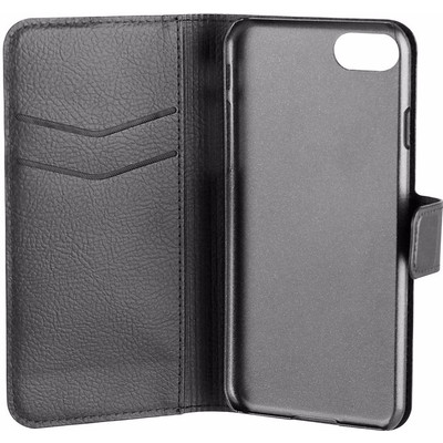 Xqisit Slim Wallet Apple iPhone 7 Zwart
