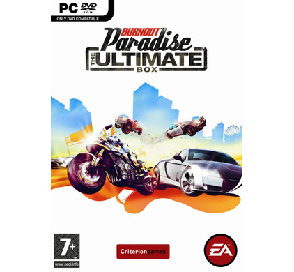 Burnout Paradise: Ultimate Box PC