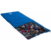 Nomad Sleepyhead 205 x 80 cm Classic Blue/Print