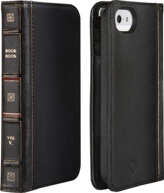 Twelve South BookBook Apple iPhone 5/5S/SE Classic Black