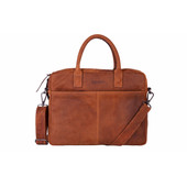 DSTRCT Wall Street Business 15,4'' Cognac