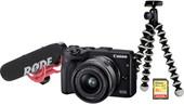 Vlogkit voor de gevorderde - Canon EOS M3
