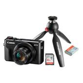 Vlogkit voor de gevorderde - Canon Powershot G7 X II