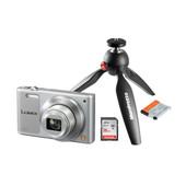 Vlogkit voor de beginner - Panasonic Lumix DMC SZ10 zilver