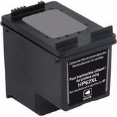 Huismerk 62XL Cartridge Zwart voor HP printers (C2P05AE)