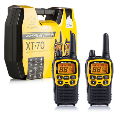 Midland XT70 Transceiver Adventure