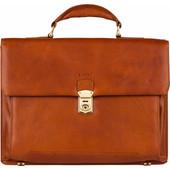 Burkely Sheer Shane Briefcase 3 Cognac