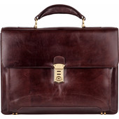 Burkely Sheer Shane Briefcase 2 Bruin