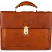 Burkely Sheer Shane Briefcase 2 Cognac