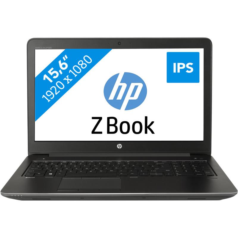 HP ZBook 15 i7-6700HQ 15.6 8GB/1T T7V51ET