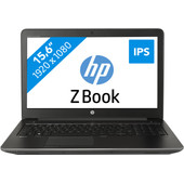 HP ZBook 15 i7-6700HQ 15.6 8GB/1T T7V51ET