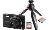 Vlogkit voor de beginner - Panasonic Lumix DMC SZ10 zwart