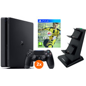 Sony PS4 Slim 500 GB FIFA 17 Multiplayer bundel