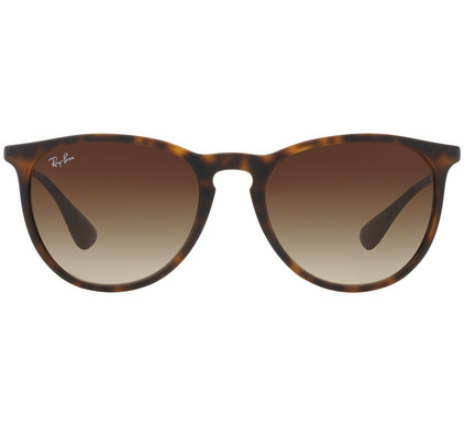 Ray-Ban Erika RB4171 Rubber Havana / Brown