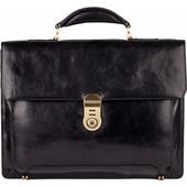 Burkely Sheer Shane Briefcase 2 Zwart