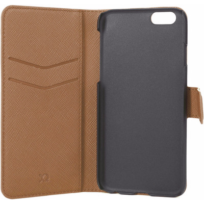 Xqisit Viskan Wallet Case Appple iPhone 6s Bruin