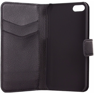 Xqisit Slim Wallet Case Apple iPhone 5C Black
