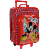 Mickey Mouse Soft Trolley