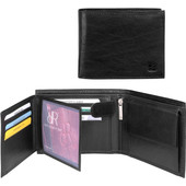 dR Amsterdam Canyon Billfold 2517 Black