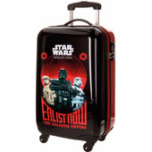 Starwars Roque One ABS 4 Wheel Trolley