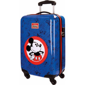 Mickey Mouse Hello Mickey ABS 4 Wheel Trolley