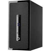 HP Prodesk 400 G3 i7-8GB-128SSD+1TB-730GT