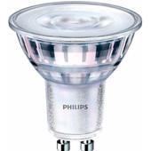 Philips LED-lamp 4.5W GU10 Dimbaar (4x)