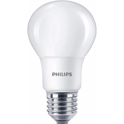 Philips LED-lamp 6W E27 Dimbaar (4x)