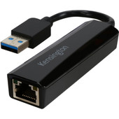 Kensington UA000E USB 3.0 naar Gigabit Ethernet adapter