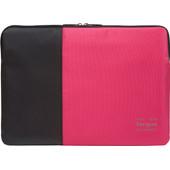 """Targus Pulse Laptop Sleeve 14"""" Roze/Zwart"""