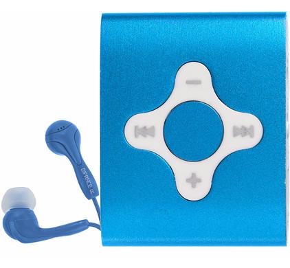 Difrnce MP756 4GB Blauw