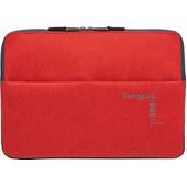 """Targus 360 Perimeter Laptop Sleeve 12"""" Rood"""