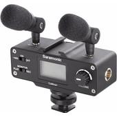 Saramonic Audio Interface CaMixer voor DSLR